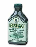 Essiac liquid extract